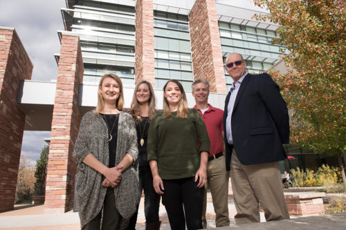 Doug Coatsworth, Professor of Human Development and Family Studies, and his team at the Prevention Research Center