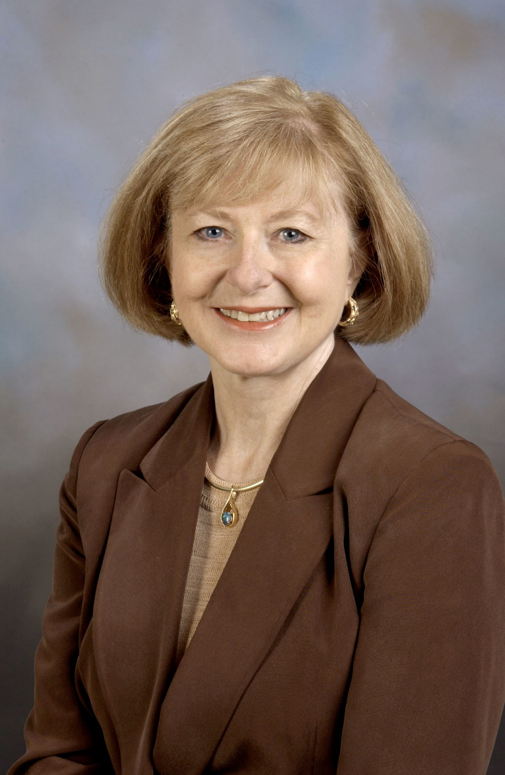 Portrait of Dean Nancy Hartley